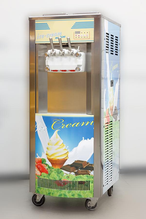 Olasz fagylaltgép